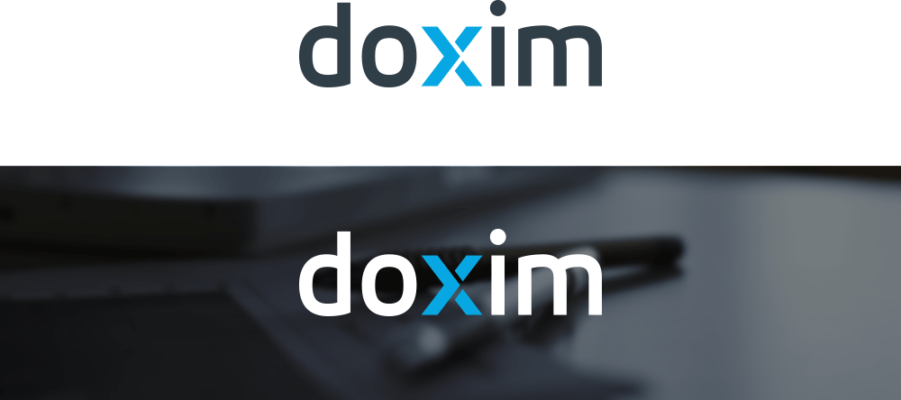 Custom Logo Design for Doxim