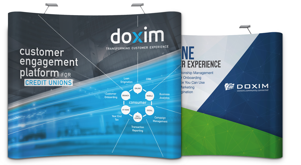 Logo Design & Branding for Doxim, Inc.